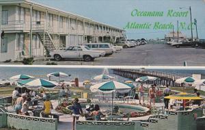 Oceanana Resort , ATLANTIC BEACH , North Carolina , 40-60s