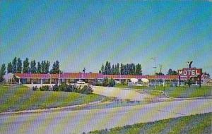 Nebraska York Y motel Highway Junction