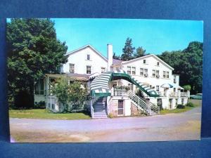 Postcard PA Lincoln Highway Route 30 Graeffenburg Inn & Caledonia Golf Club