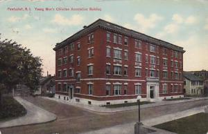 Young Men's Christian Association Building, Pawtucket, Rhode Island,PU-00-10s