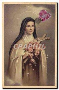 Postcard Old Virgin