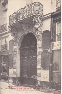 PARIS , France , 00-10s : Hotel Chenizot