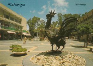 NAHARIYA , Israel , 50-70s ; City Centre