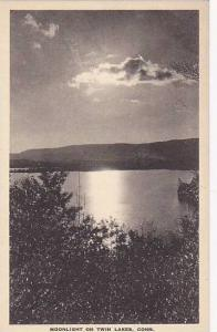 Moonlight on Twin Lakes, Connecticut,00-10s