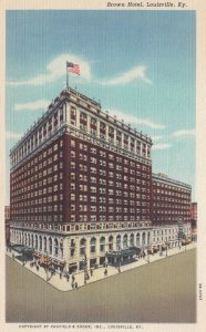 LOUISVILLE , Kentucky , 30-40s ; Brown Hotel