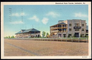 Kentucky ~ LEXINGTON Keeneland Race Course - pm1953 - LINEN