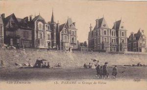 Groupe De Villas, Parame, France, 1900-1910s