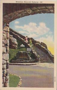 New York Lake Placid Whiteface Memorial Highway 1946