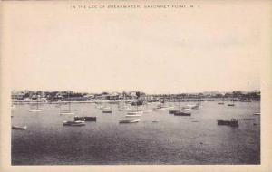 Rhode Island Sakonnet Point In The Lee Of Breakwater Artvue