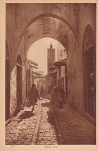 Une Rue, ALGER, Algeria, Africa, 1900-1910s