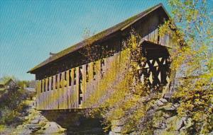 Cilleyville Covered Bridge Andover New Hamshire