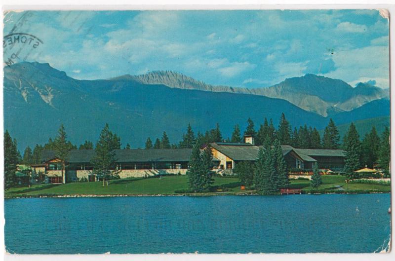 Jasper Park Lodge, Lac Beauvert