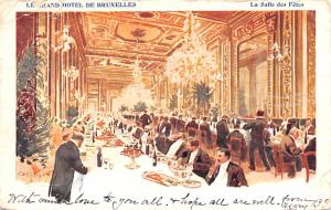 Bruxelles Belgium, Belgique, Belgie, Belgien La Grand Hotel Bruxelles La Gran...