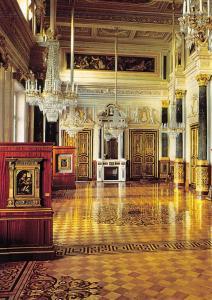 St Petersburg Russia Postcard, The Hermitage, The Leonardo Da Vinci Hall Y8