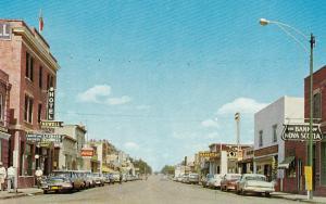 BROOKS, Alberta, Canada, 50-60's ; Main Street