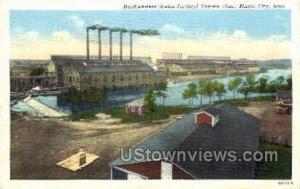 Portland Cement Plant Mason City IA Unused