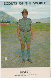 Boy Scouts of the World: #105 Brazil, 1968