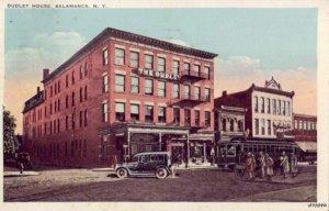 DUDLEY HOUSE SALAMANCA, NY 1929