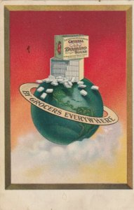 Crystal DOMINO Sugar , By Grocers everywhere , 1909