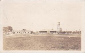 Shooting Range Winthrop North Dakota 1917 Real Photo
