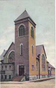 CORRY, Pennsylvania, 00-10s; First M. E. Church