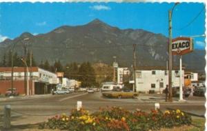 Canada, Hope BC, used Postcard