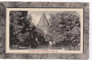 RED BLUFF , California  , 00-10s ; Episcopal Church