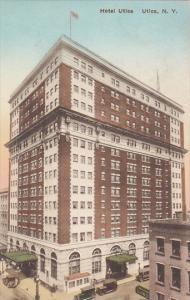 Hotel Utica Utica New York Albertype