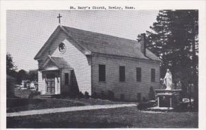 Massachusetts Rowley St Mary's Church