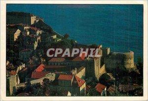 Postcard Modern Dubrovnik Yugoslavia