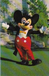 Mickey Mouse Welcome Walt Disney World Orlando Florida