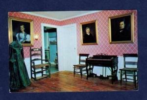MA Middleborough Historical Museum MASS POSTCARD Massachusetts