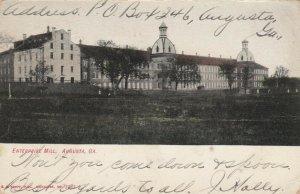 AUGUSTA , Georgia, 1907 ; Enterprise Mill