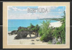 Bermuda, Natural Arches, mailed in 1986