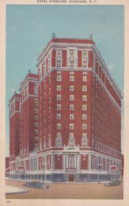 New York Syracuse Hotel Syracuse