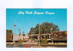 City Hall - Exterior, Eugene, Oregon, 1950-1960s