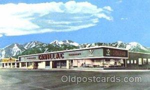 Rickenbaugh Caillac Co., Denver, Colorado, CO, USA Auto Dealer, Dealership Un...