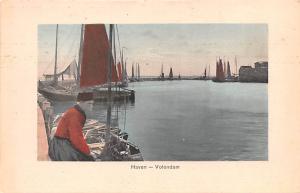 Volendam Holland Haven Volendam Haven