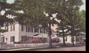 Vermont WoodStock  Summer Home of Mr. Otis Skinner
