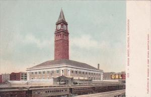 Union Depot Seattle Washington