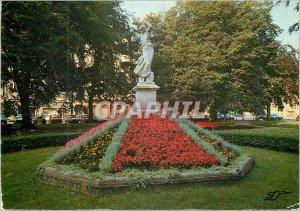 Modern Postcard Thionville (Moselle) Park Wilson