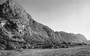 Zimbabwe, Southern Rhodesia, Melsetter, In Chimanimani Mountains, Peak