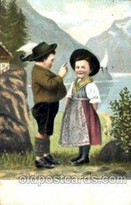 Children 1907 light wear