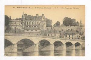 The Castle & The Loire, Amboise (Indre-et-Loire), France, 1900-1910s