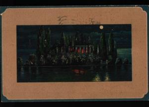 Chehalis WA Silverton OR Charles McLeod Germany Vintage Postcard B06