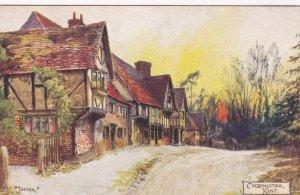 CHIDDINGSTONE, Kent , England, 1910s AS JOTTER