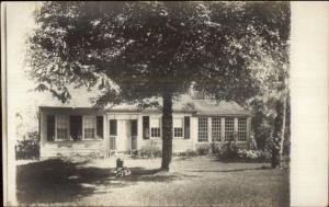 Home - Publ in Mt. Hygeia RI by WR Drowne c1910 Real Photo Postcard