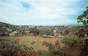 Overall view of Cap Haitian Haiti Unused