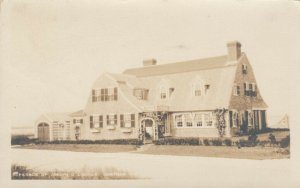 RP: CHATHAM , Massachusetts , 1922 ; Lincoln Residence