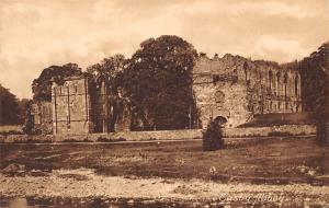 Casby Abbey Monastery Ruins